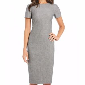 Antonio Melani Midi Length Sheath Dress - Size 10